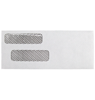 Picture of Double Window Envelope - 8 5/8 x 3 5/8