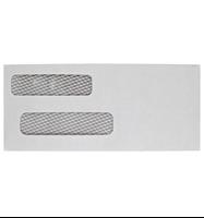 Picture of Double Window Envelope 8 5/8 x 3 3/4 - Quicken