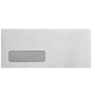Picture of No 9 Single Window Envelope 8 7/8 x 3 7/8