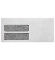 Picture of Double Window Envelope 9 x 4 1/8