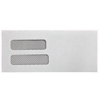 Picture of No. 10 Double Window Envelope 9 1/2 x 4 1/8