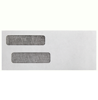 Picture of Double Window Envelope 8 5/8 x 3 5/8