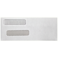 Picture of No. 8 3/4 Double Window Envelopes/Checks (Self Seal)