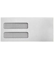 Picture of Double Window Envelope 8 7/8 x 4 1/8