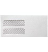 Picture of No 9 Double Window Envelope