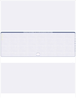 Picture of Reflex Blue – Linen Blank Middle Check